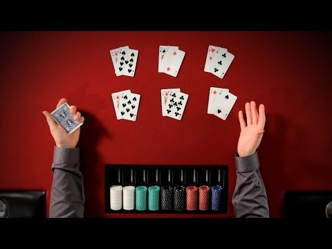 three of a kind in poker